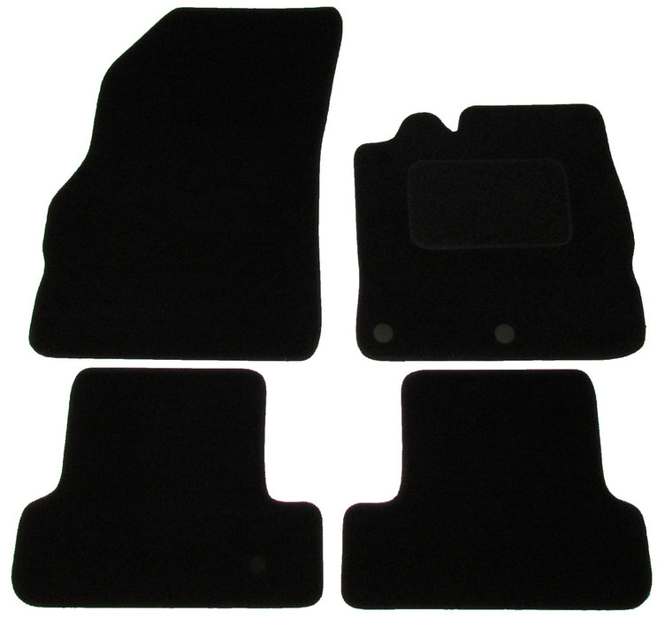 Exact Fit Tailored Car Mats Renault Megane [Not Coupe] (2008-Onwards)