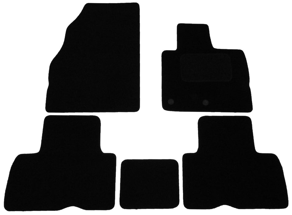 Exact Fit Tailored Car Mats Renault Grand Scenic (2009-Onwards)