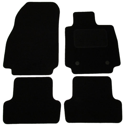 Exact Fit Tailored Car Mats Renault Clio (2013-Onwards)