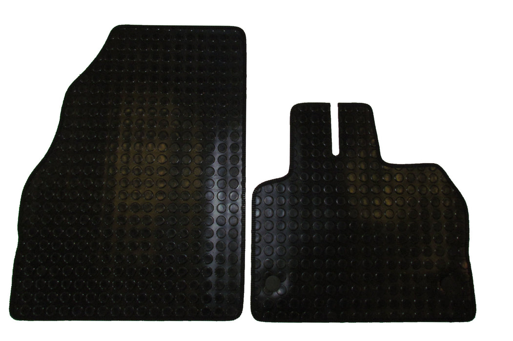 Exact Fit Rubber Tailored Car Mats Renault Kangoo (2009-Onwards)