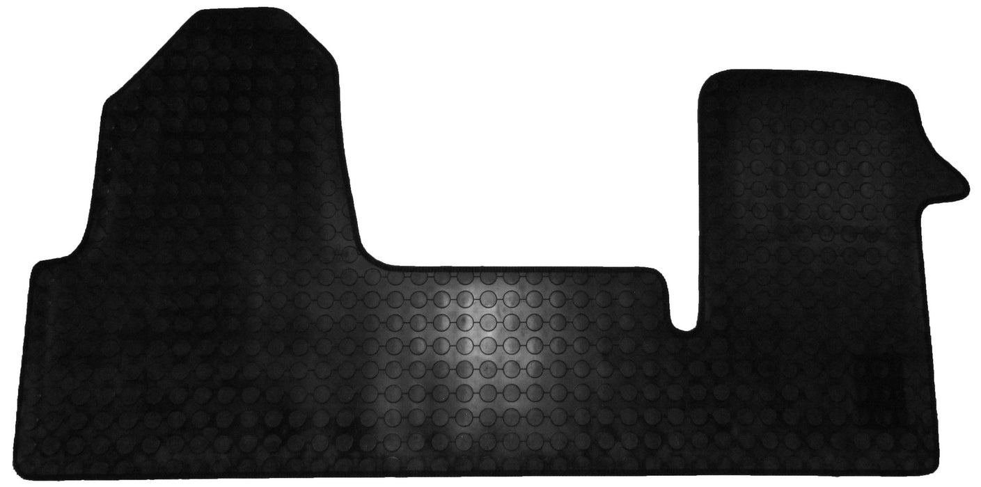 Exact Fit Rubber Tailored Car Mats Renault Master (2010-Onwards)