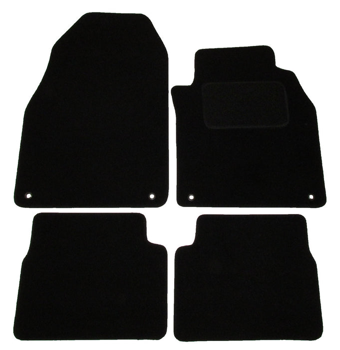 Exact Fit Tailored Car Mats Saab 9-3 Convertible (2003-2011)