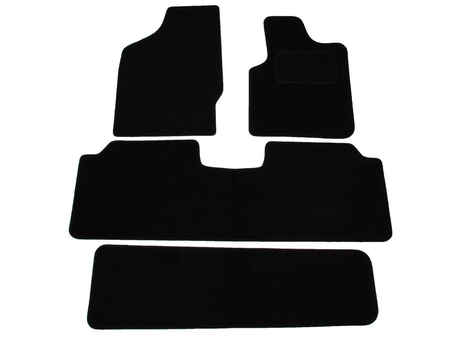 Exact Fit Tailored Car Mats Seat Alhambra (2000-2010)