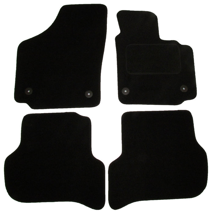 Exact Fit Tailored Car Mats Seat Altea [With Clips] (2008-2011)