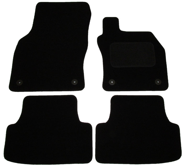Exact Fit Tailored Car Mats Seat Leon (2013-Onwards)