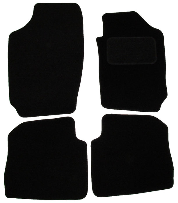 Exact Fit Tailored Car Mats Skoda Fabia (2000-2007)
