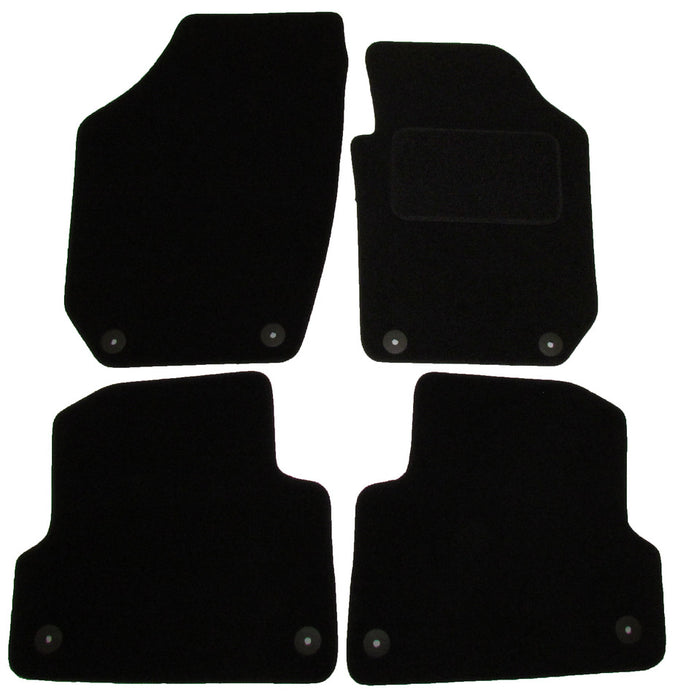 Exact Fit Tailored Car Mats Skoda Fabia (2007-Onwards)