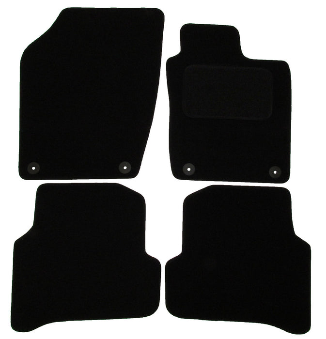 Exact Fit Tailored Car Mats Skoda Fabia 2015 On (2015-Onwards)