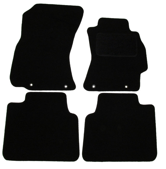 Exact Fit Tailored Car Mats Subaru Legacy Tourer (2009-Onwards)