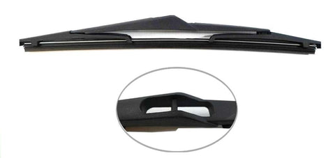 CHEVROLET Matiz 2005-2011 XtremeAuto® Rear Window Windscreen Replacement Wiper Blades