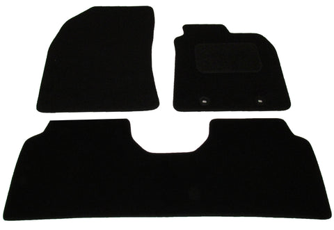 Exact Fit Tailored Car Mats Toyota Avensis [With 2 Clips] (2011-Onwards)