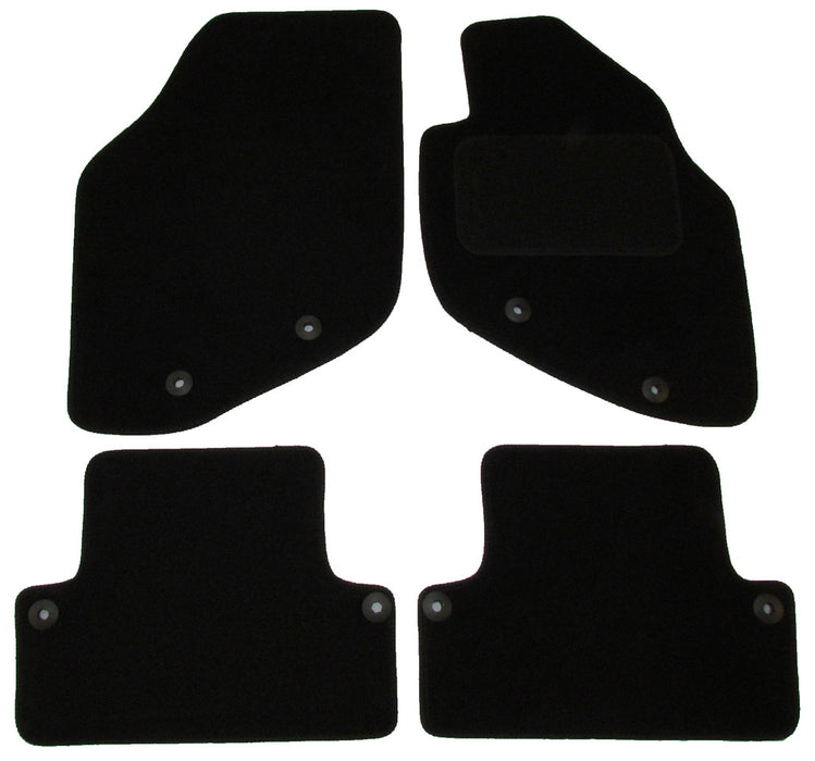 Exact Fit Tailored Car Mats Volvo S60 [With Clips] (2000-2010)