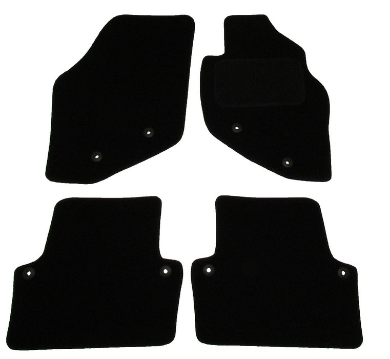 Exact Fit Tailored Car Mats Volvo V70 [Estate with Clips] (2000-2007)