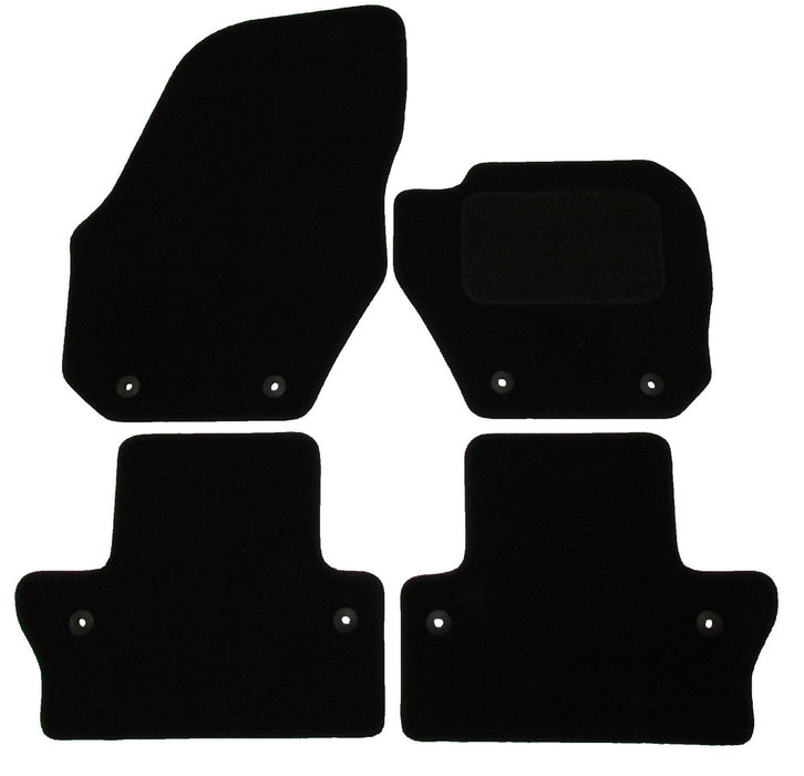 Exact Fit Tailored Car Mats Volvo S60 (2010-Onwards)