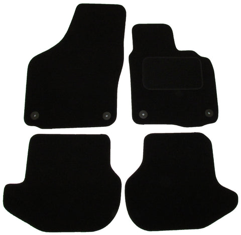 Exact Fit Tailored Car Mats VW Eos (2006-Onwards)