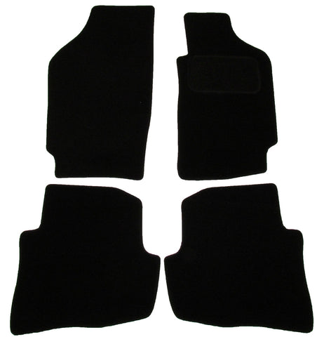 Exact Fit Tailored Car Mats VW Fox (2006-Onwards)