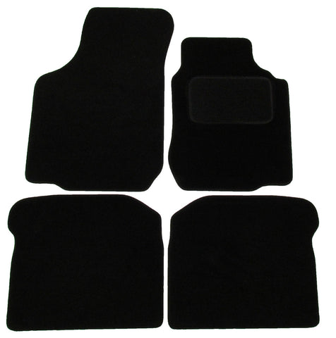 Exact Fit Tailored Car Mats VW Golf 4 & Beetle [No clips] (1997-2004)