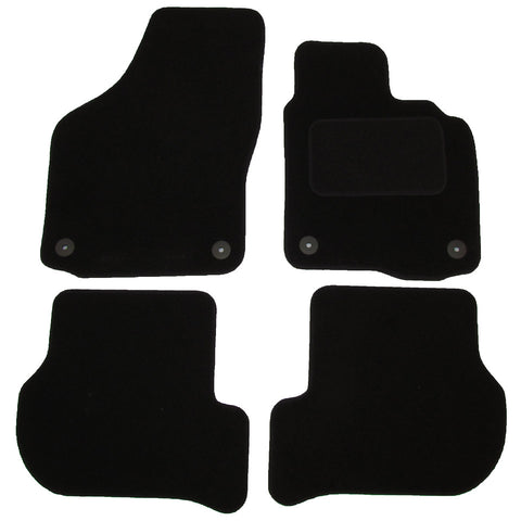 Exact Fit Tailored Car Mats VW Golf mk6 (2008-2012)