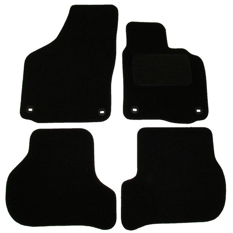 Exact Fit Tailored Car Mats VW Jetta (2008-2011)