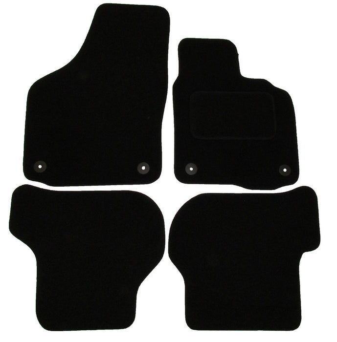 Exact Fit Tailored Car Mats VW Scirocco (2008-Onwards)