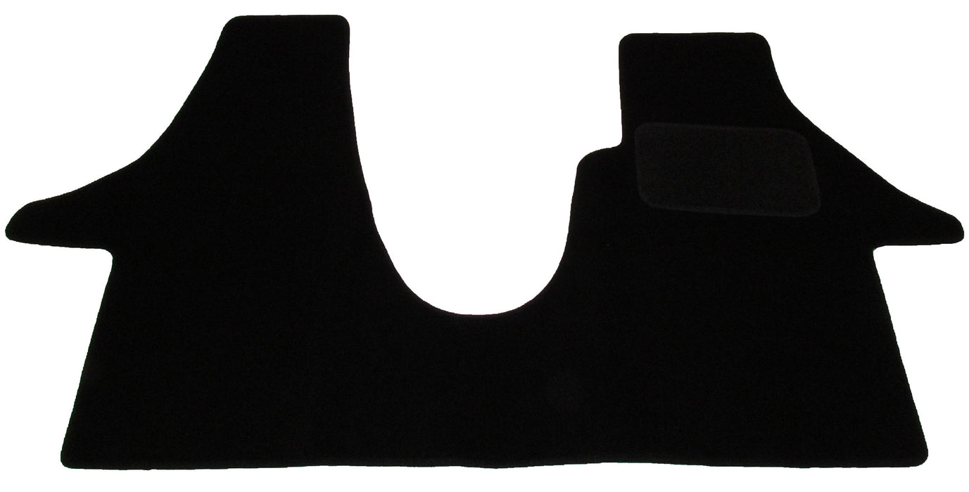 Exact Fit Tailored Car Mats VW T5 Transporter (2003-2010)