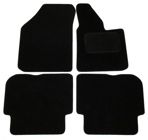 Exact Fit Tailored Car Mats VW Touran [Up To 2005] (2003-2005)