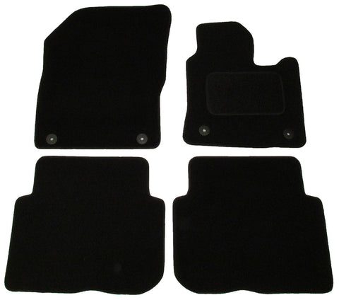 Exact Fit Tailored Car Mats VW Touran (2010-Onwards)