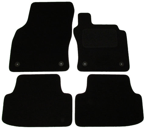 Exact Fit Tailored Car Mats VW Golf mk7 (2013-Onwards)
