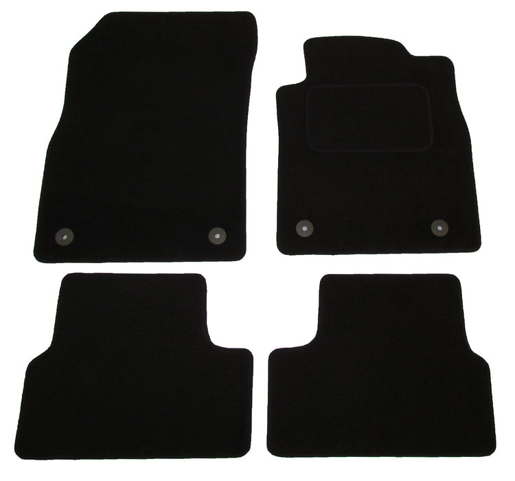 Exact Fit Tailored Car Mats Vauxhall Astra (2010-Onwards)