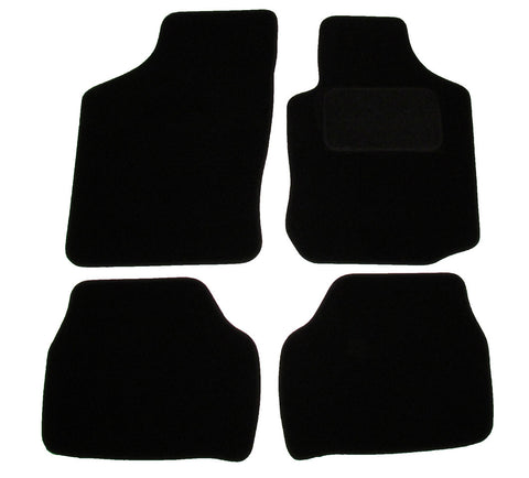 Exact Fit Tailored Car Mats Vauxhall Corsa C (2001-2004)