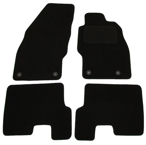 Exact Fit Tailored Car Mats Vauxhall Corsa D (2007-2015)