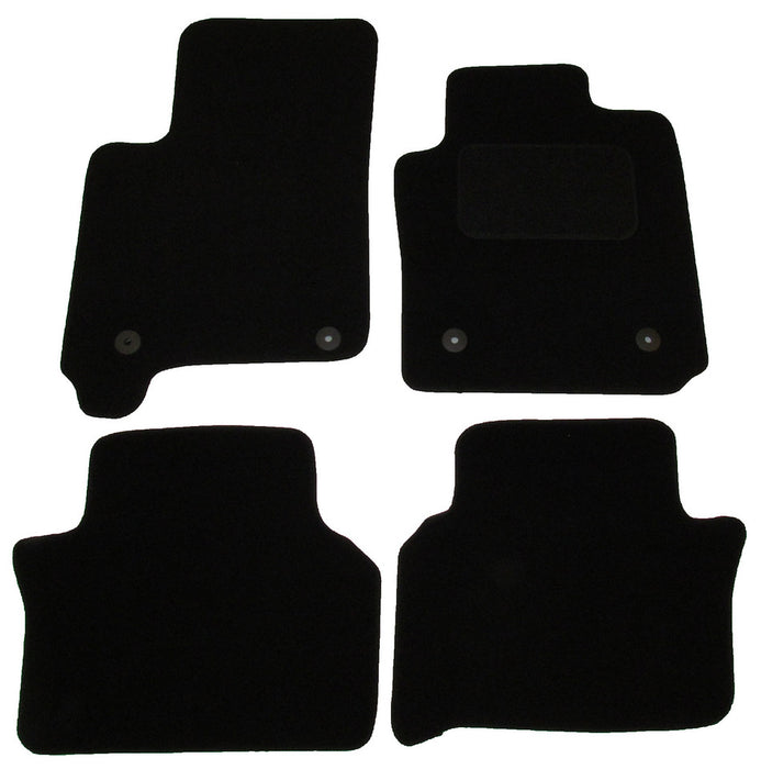 Exact Fit Tailored Car Mats Vauxhall Meriva (2003-2005)