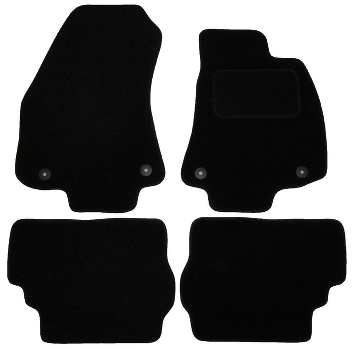 Exact Fit Tailored Car Mats Vauxhall Zafira (1998-2005)