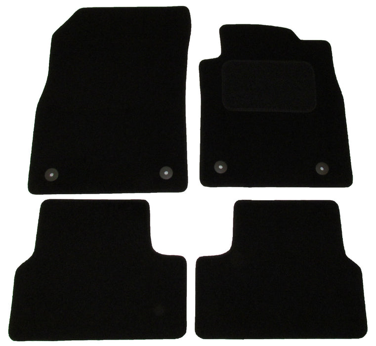 Exact Fit Tailored Car Mats Vauxhall Cascada (2012-Onwards)