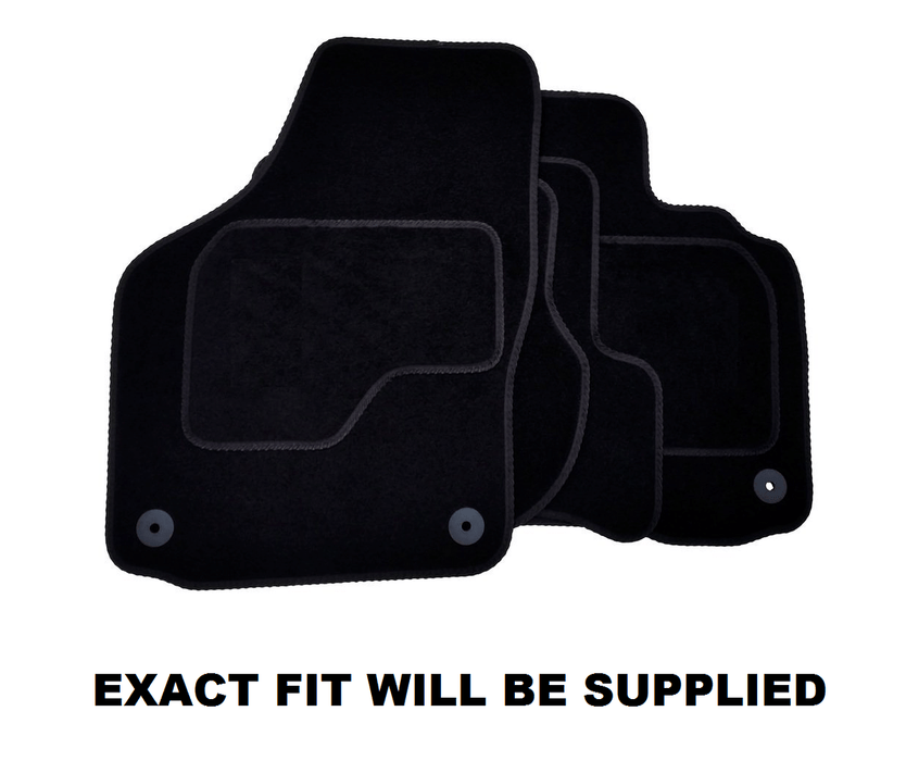 Exact Fit Tailored Car Mats Ford S-Max (2015 Onwards)