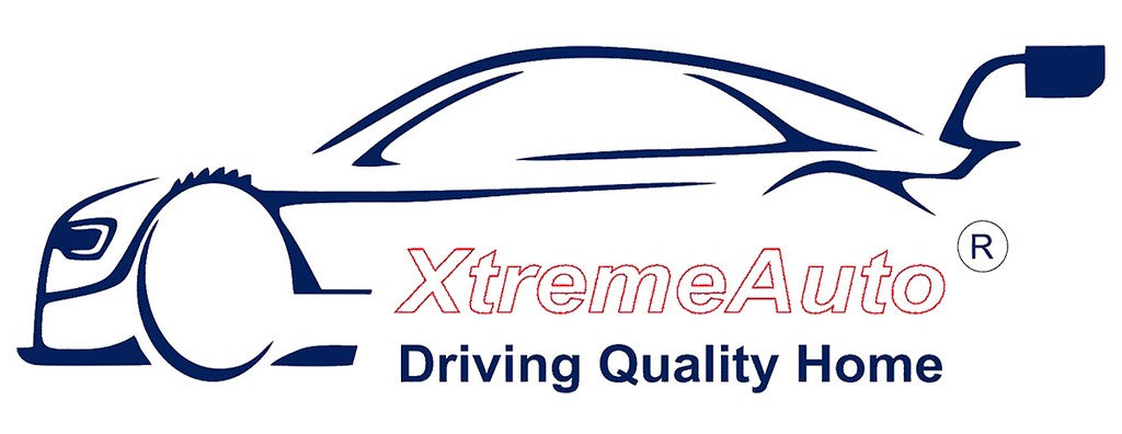 Audi A3 Mk2 + S3/Rs3 3/5 Door 2004-2012 Xtremeauto® Front Window Windscreen Replacement Wiper Blades Pair