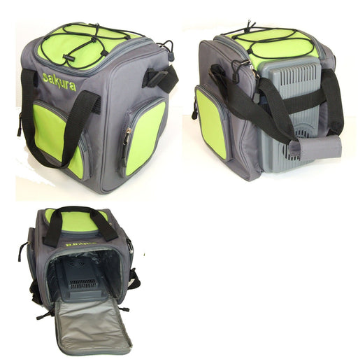 12V INSULATED ELECTRIC COOLER COOL BAG 14L FOOD DRINK PICNIC - Xtremeautoaccessories