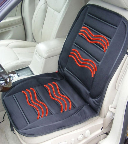 XtremeAuto® Universal Heated Car Seat Cushion Cover