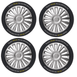 Alfa Romeo 146 Silver Wheel Trims Covers (1994-2001)