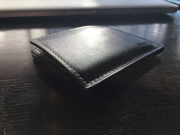 A Slim Leather Wallet Should Be All-Pro, No Con.