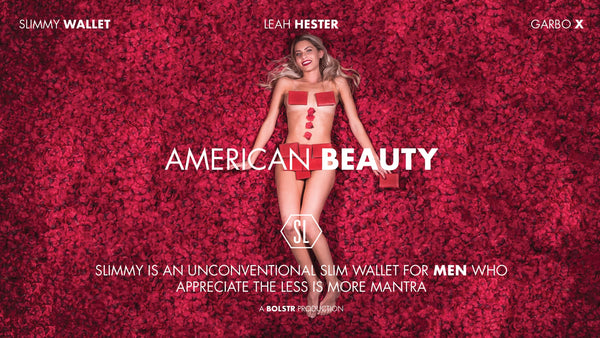 New slimmy Core Red: American Beauty