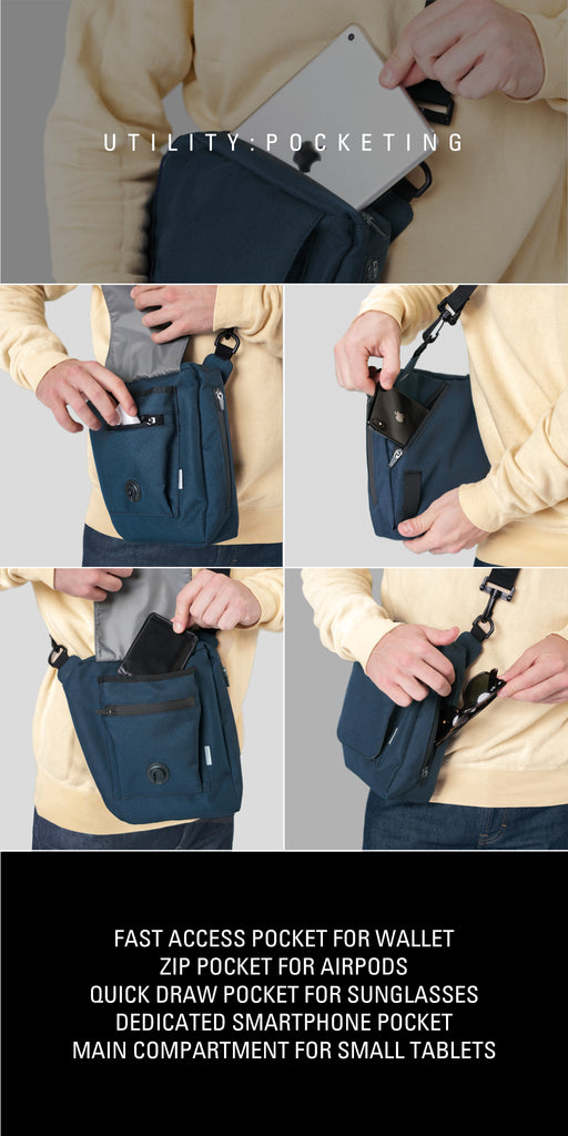 bolstr Small Carry 3.0 | Utility Pocketing
