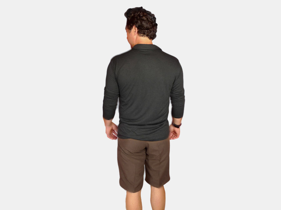 Koyono XTP Polo Long Sleeve - Koyono Co.