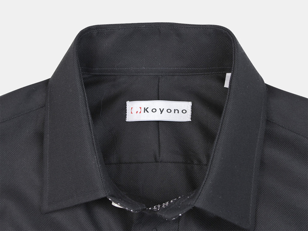 Fumoola Black Queens Oxford Wear - Koyono Co. - 3