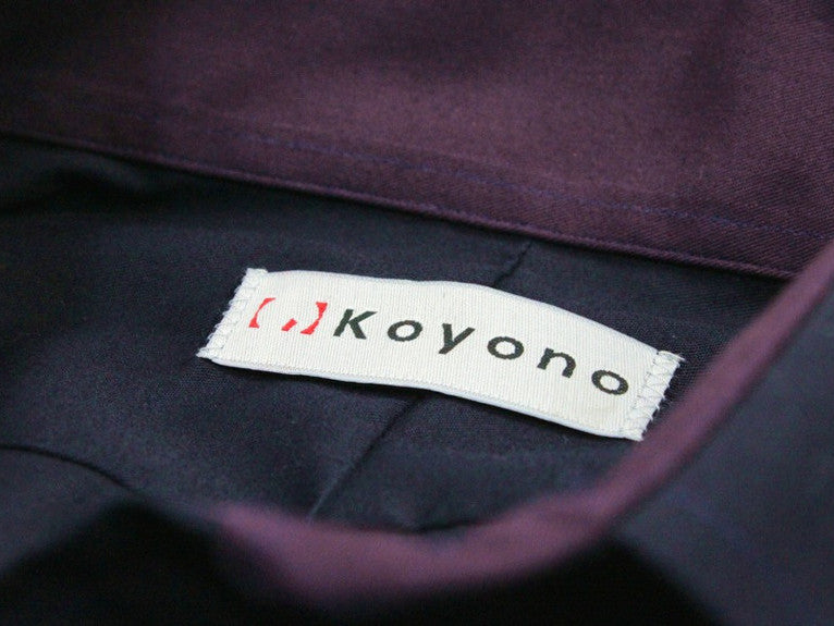 Fumoola Pigment Dyed Short Sleeve - Koyono Co.