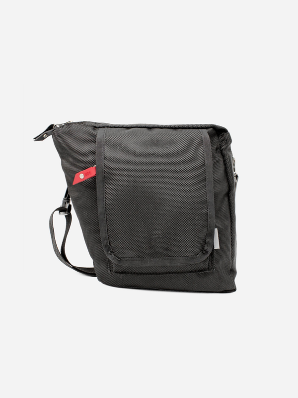 bolstr 2.0 Small Carry EDC Bag - Ballistic Black - bolstr