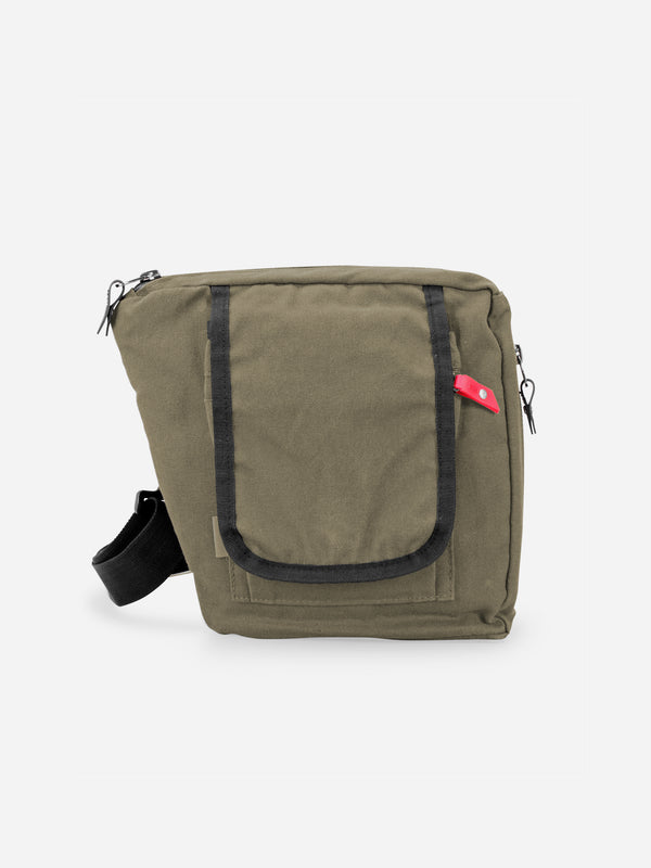 bolstr 2.0 Small Carry EDC Bag Olive Drab Canvas - Koyono Co.