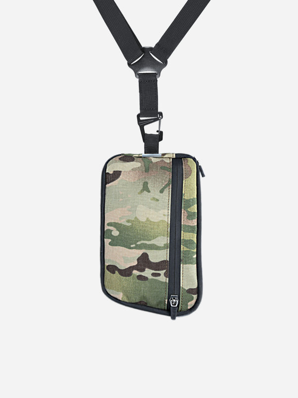 bolstr Aux Carry EDC Pocket - Disruptive Camo - bolstr® - Pocket Research