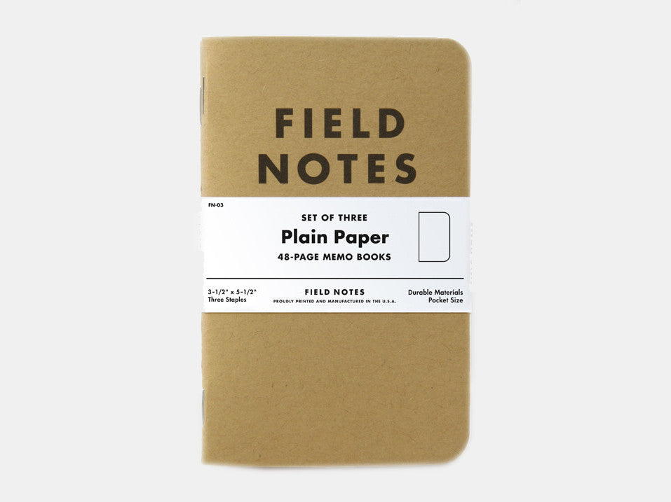 Field Notes - Koyono Co.