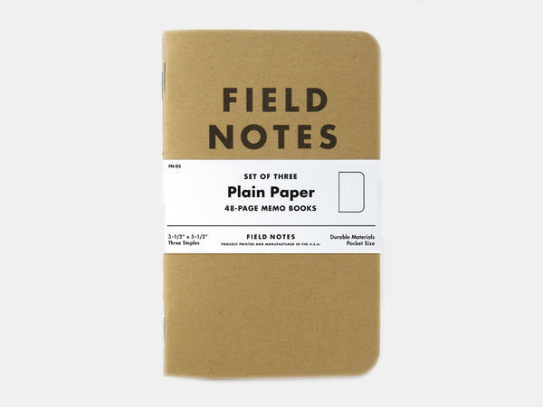 Field Notes EDC - Koyono Co. - 1